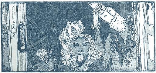 Mats Ciupka, Heike König, Engelchen, die Könihe