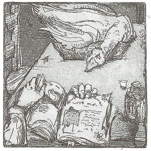Magarete, Heike König, Mats Ciupka, Vorlesung